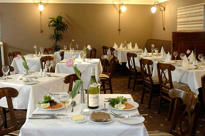 killarney court hotel restaurant
